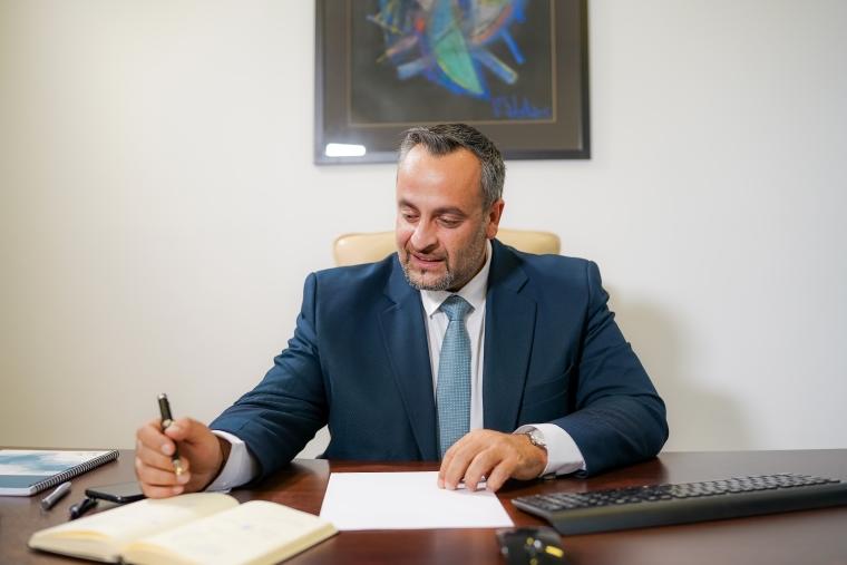 Ανάργυρος Εμμ. Αρβανίτης, Ασφαλιστικός Σύμβουλος